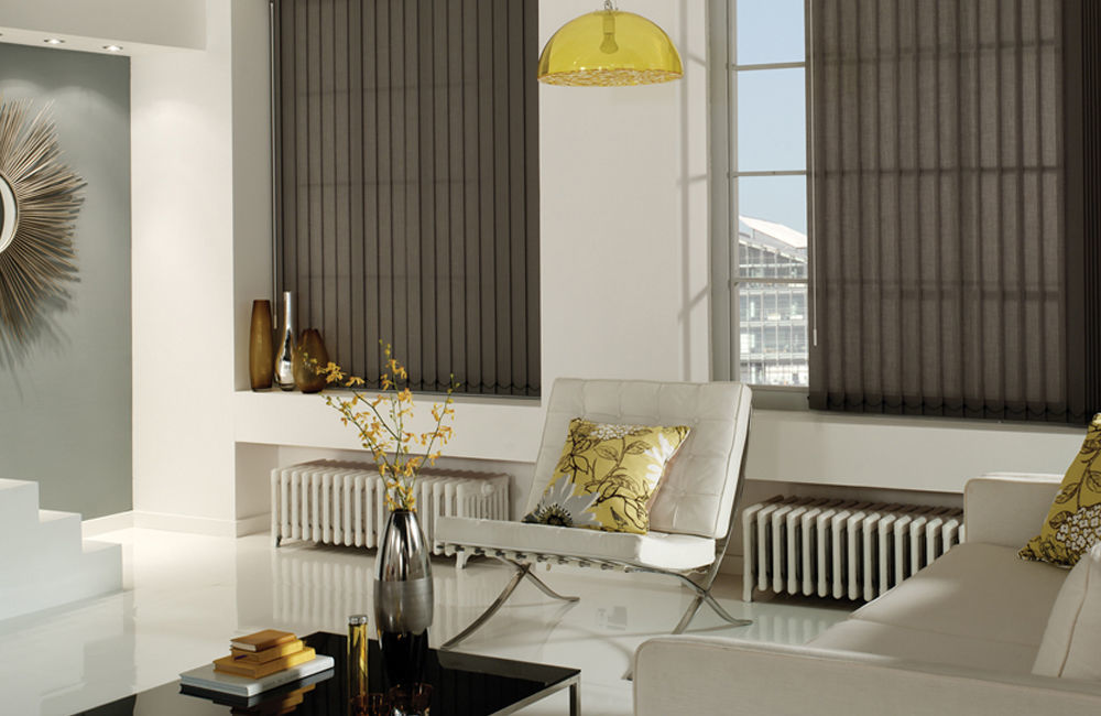 Vertical Blinds Hornsby Range Of Fabrics And Styles